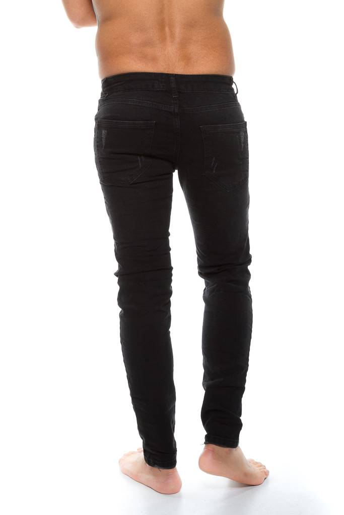jeans homme ventiuno black