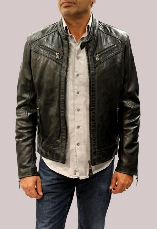 blouson en cuir redskins homme pas cher les vestes la. Black Bedroom Furniture Sets. Home Design Ideas