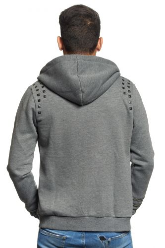 Sweat homme Horspist Pascal-Anjo anthracite.