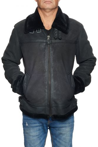 blouson oakwood air noir