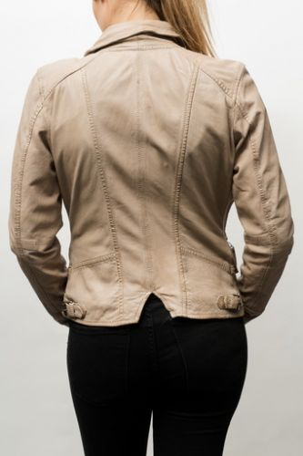 Blouson cuir coupe perfecto
