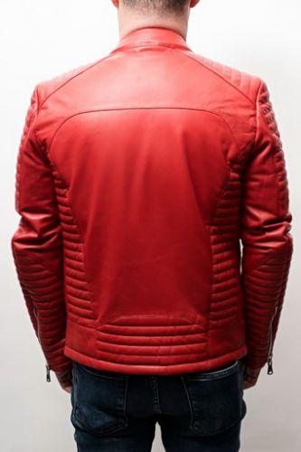 Blouson Horspist rouge