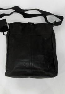 Sac en cuir LPB femme noir HB790