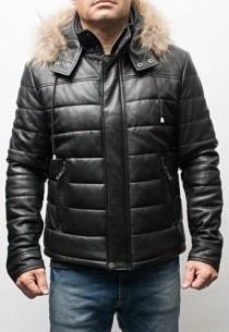 Blouson cuir Daytona Brad Lamb Harmony