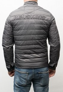 Blouson Doudoune Redskins Motors Helium Asphalt