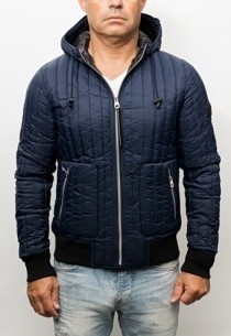Doudoune Redskins Limited Navy