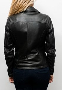Blouson Perfecto cuir Oakwood July