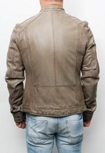 veste cuir homme oakwood
